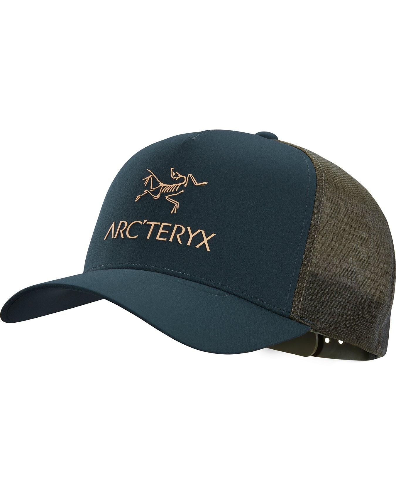 Logo Trucker Hat Enigma