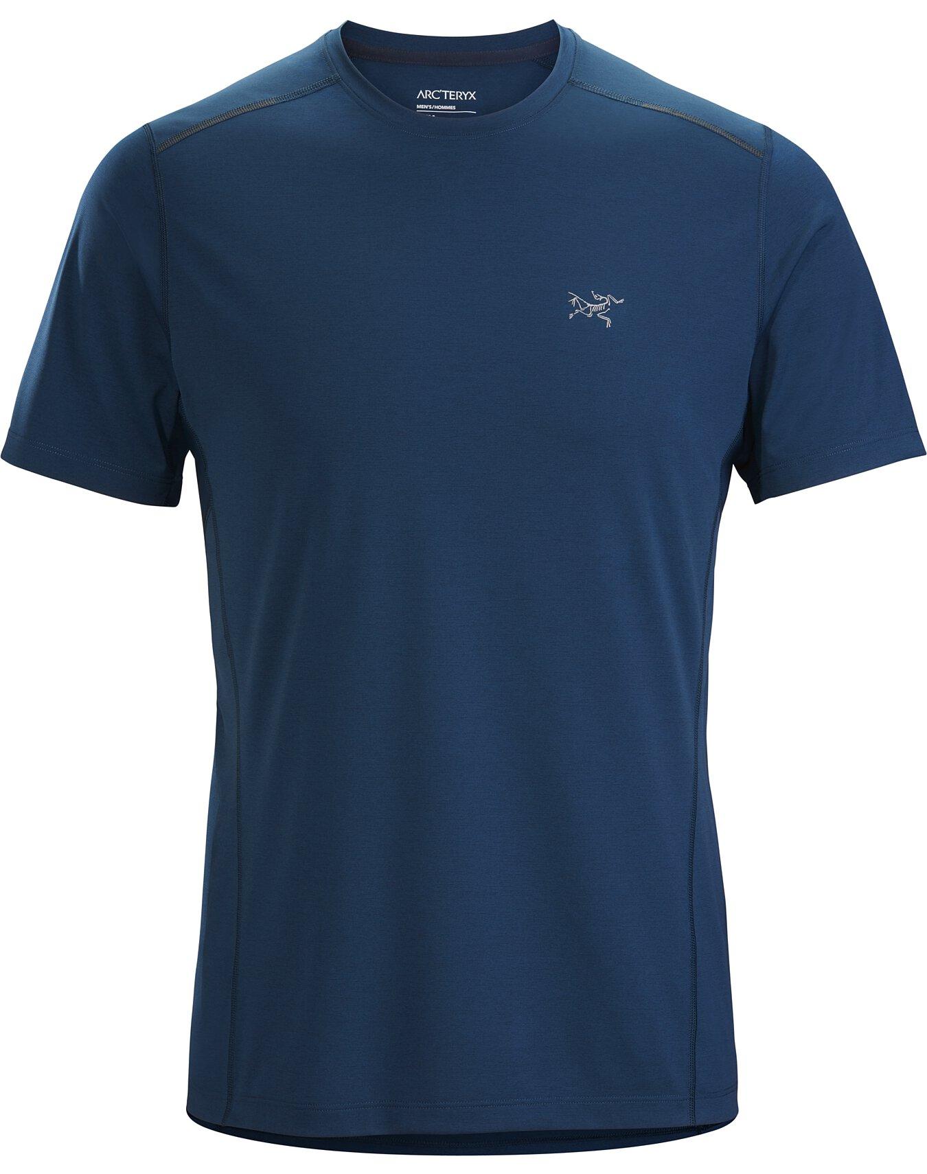 Motus SL Crew Neck Shirt SS Men's