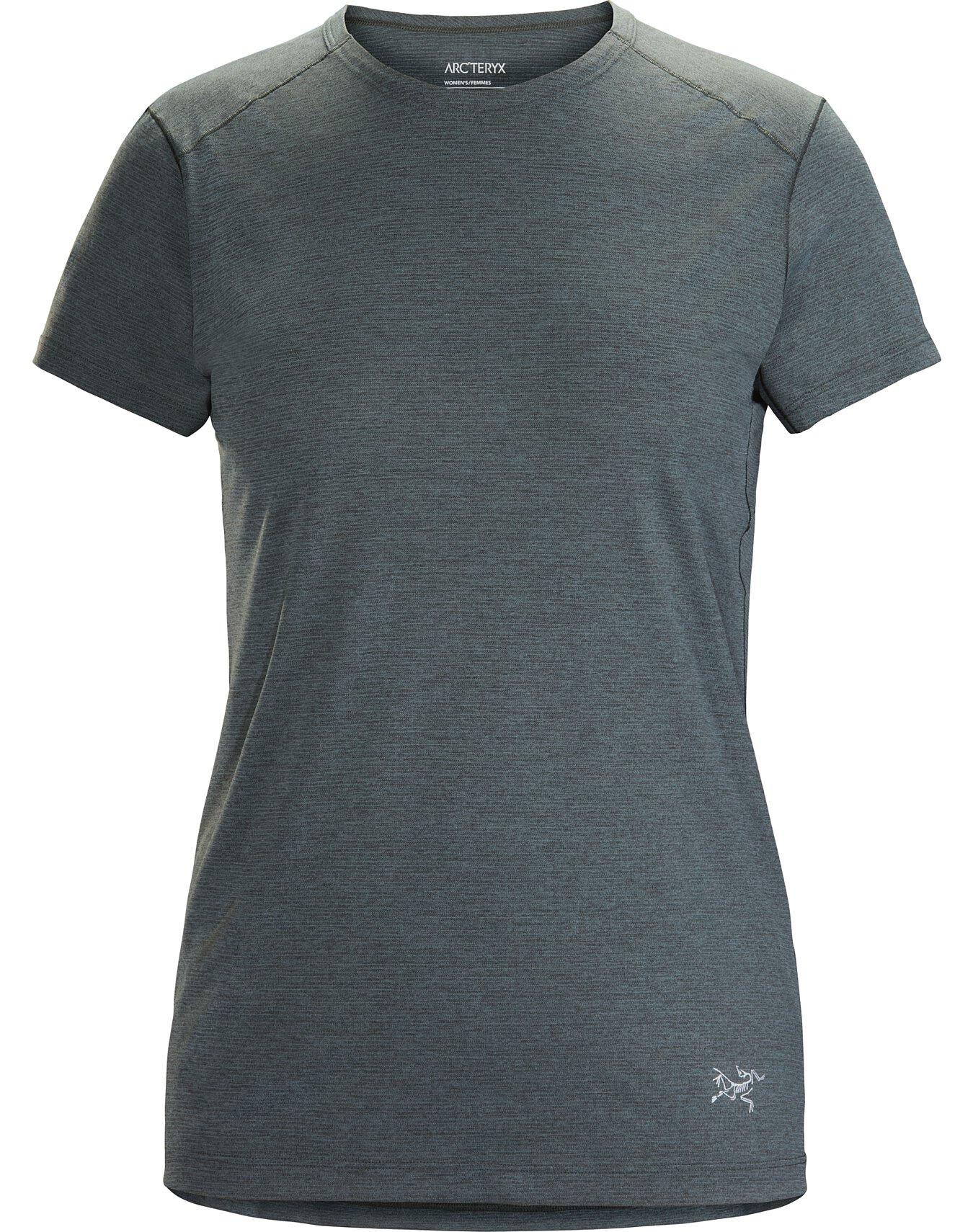 Quadra Crew Neck Shirt SS Women's