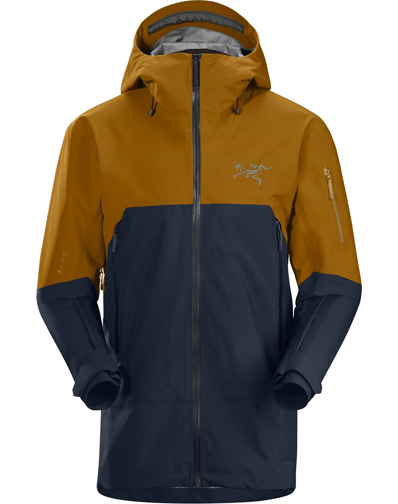 Rush Jacket ReBird Kingfisher/Sundance