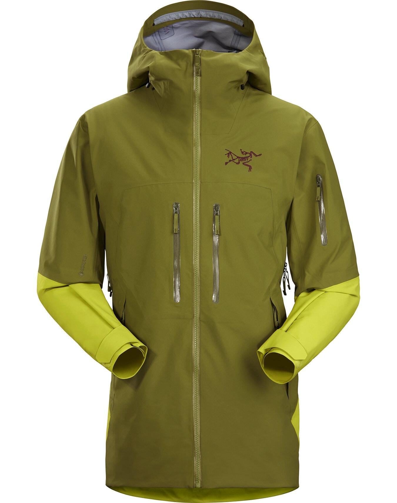 Sabre LT Jacket Gnarnia Glades
