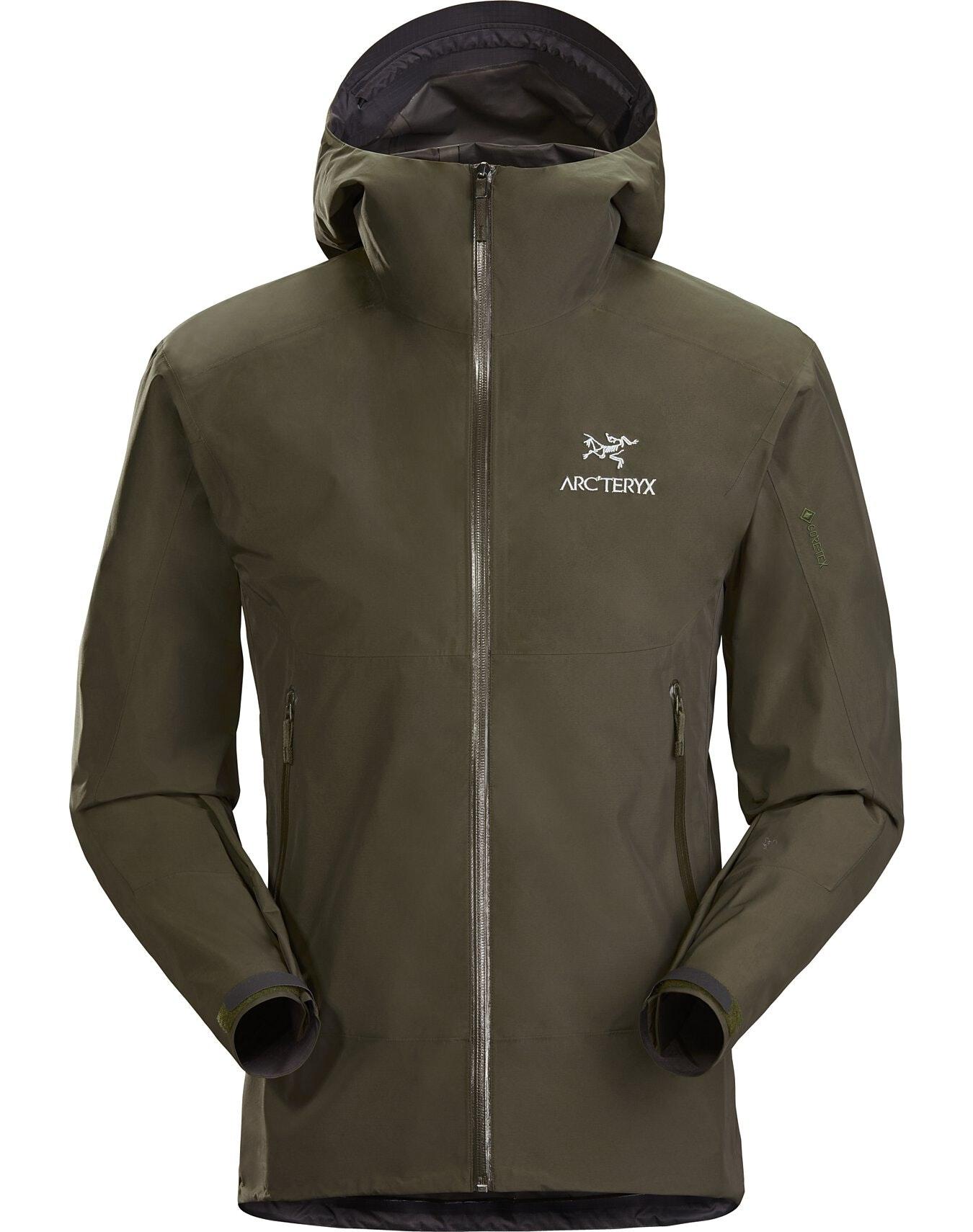 Zeta SL Jacket Dracaena