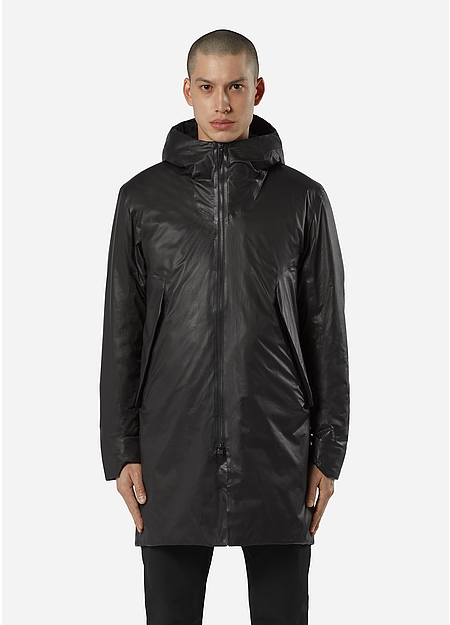 Monitor IS SL Coat Men's Black