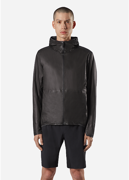 Rhomb Jacket Men's Black