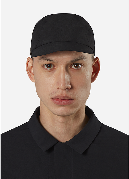 Stealth Cap  Black