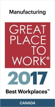 Great Place To Work 2017 Best Workplaces