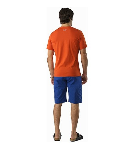 1-5-9 T-Shirt Rooibos Back View