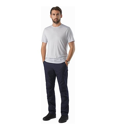 A2B Chino Pant Admiral Front View