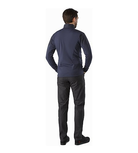 A2B Commuter Pant Carbon Fibre Back View