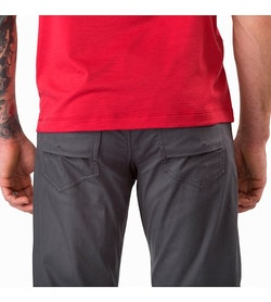 A2B Commuter Pant Pilot External Pocket Back