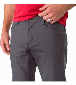 A2B Commuter Pant Pilot External Pocket Front