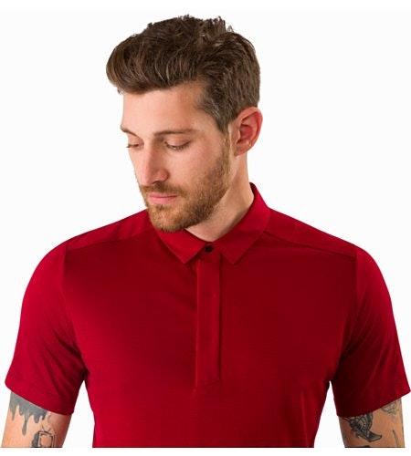 A2B Polo Shirt SS Rohan Collar