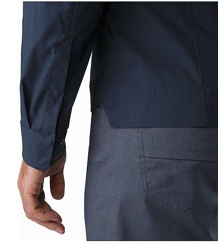 A2B Shirt LS Nighthawk Cuff