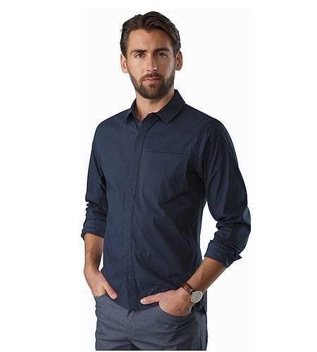 A2B Shirt LS Nighthawk Outfit