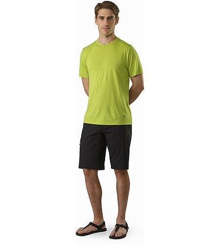 A2B T-Shirt Chloroplast Front View