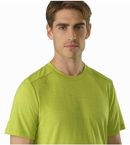 A2B T-Shirt Chloroplast Neckline