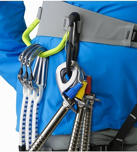 AR-385a Harness Women's Pegasus Ice Clipper Slot