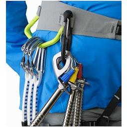 AR-385a Harness Women's Pegasus Ice Clipper Slot