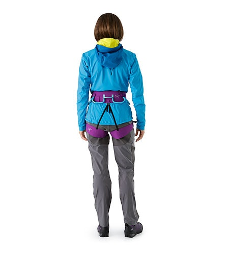 AR-385a Harness Women's Sumire Back View