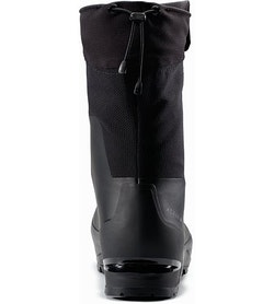Acrux AR Mountaineering Boot Black Cajun Back View