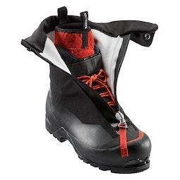 Acrux AR Mountaineering Boot Black Cajun Geöffnet
