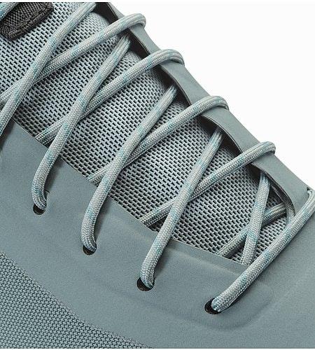 Acrux SL Approach Shoe Fog Freezing Fog Lace Detail