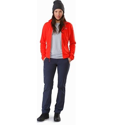 Acrux SL Approach Shoe Women's Outfit 1
