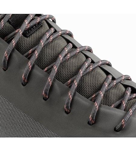 Acrux SL Approach Shoe Women's Titan Lamium Pink Lace Detail