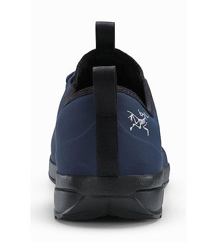 Acrux SL GTX Approach Shoe Total Eclipse Blue Nights Rückansicht