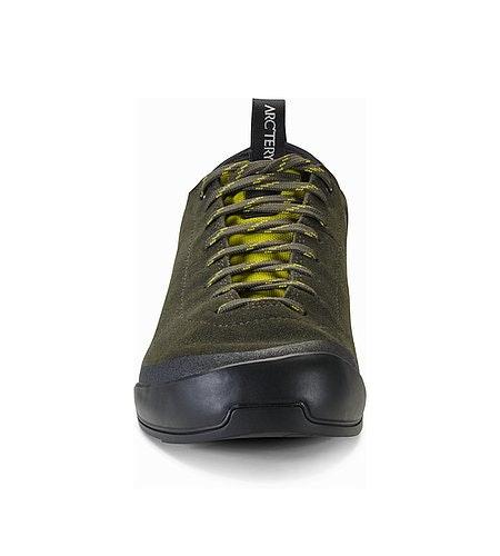 Acrux SL Leather Approach Shoe Deep Iguana Antique Moss Vorderansicht