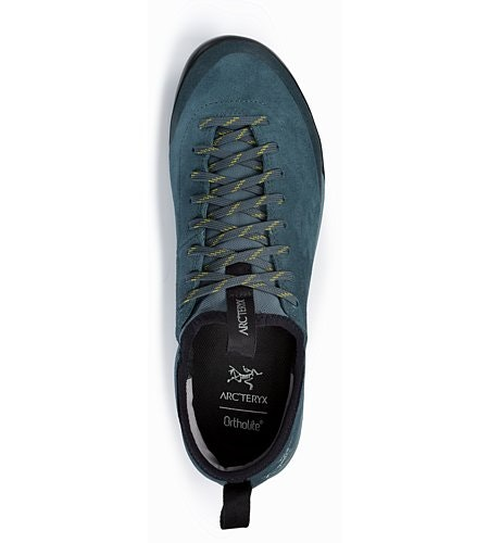 Acrux SL Leather Approach Shoe Neptune Everglade Top View