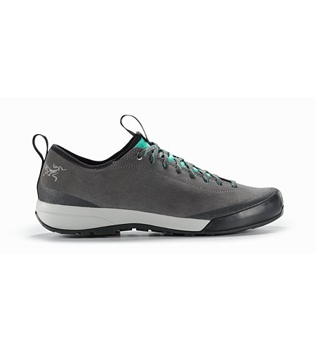 Acrux SL Leather Approach Shoe Women's Titan Bora Bora Side View