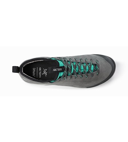 Acrux SL Leather Approach Shoe Women's Titan Bora Bora Top View