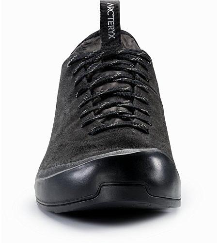 Acrux SL Leather GTX Approach Shoe Black Shark Front View
