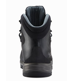 Acrux TR GTX Boot Black Back View