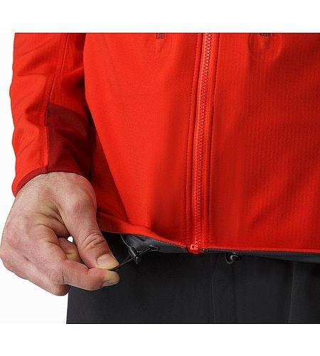 Acto FL Jacket Cardinal Hem Adjuster