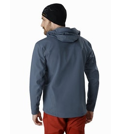 Acto FL Jacket Neptune Back View