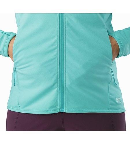 Adahy Hoody Women's Halcyon Hand Pockets