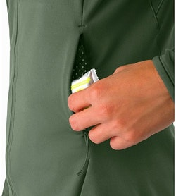 Adahy Hoody Women's Larix Hand Pocket