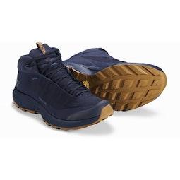 Aerios FL Mid GTX Shoe Cobalt Moon Yukon Pair