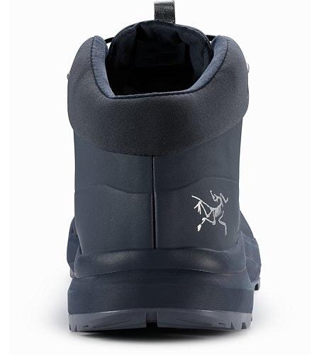 Aerios FL Mid GTX Shoe Orion Proteus Back View