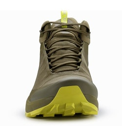 Aerios FL Mid GTX Shoe Tann Forest Lampyres Front View