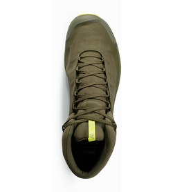 Aerios FL Mid GTX Shoe Tann Forest Lampyres Top View