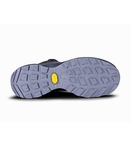 Aerios FL Mid GTX Shoe Women's Black Sapphire Binary Sole