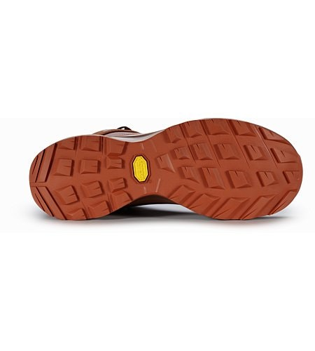 Aerios FL Mid GTX Shoe Women's Redox Boreal Burn Sole