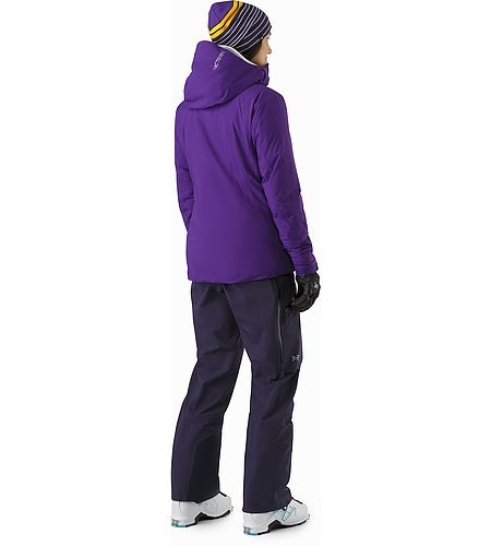 Airah Jacket Women's Azalea Back View
