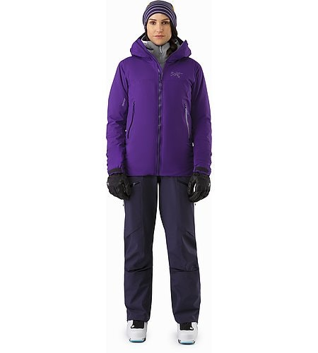 Airah Jacket Women's Azalea Front View
