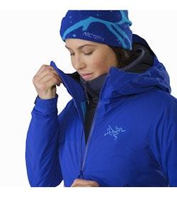 Airah Jacket Women's Zaffre Collar