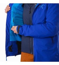 Airah Jacket Women's Zaffre Internal Security Pocket