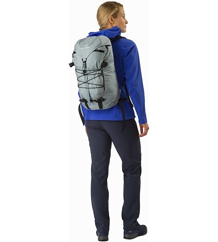 Alpha AR 20 Backpack Robotica Back View
